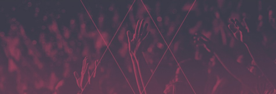 Night of Worship Church Web Banner